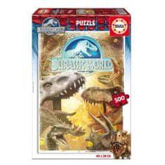EDUCA Jurassic world II 500 dielikov