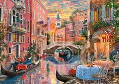 Clementoni Západ slnka nad Benátkami 6000 dielikov