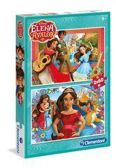 Clementoni 2 Puzzles - Elena Avalor