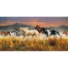 Clementoni Puzzle 13200 dílků Jigsaw Puzzle - 13200 Pieces - Herd of Horses