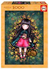 EDUCA Santoro: Autumn leaves 1000 dielikov