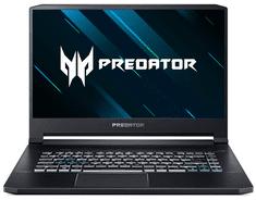 Acer prijenosno računalo Predator PT515-51-749F i7-8750H/16GB/SSD512GB/RTX2060/15,6FHD/W10H, crna (NH.Q50EX.005)