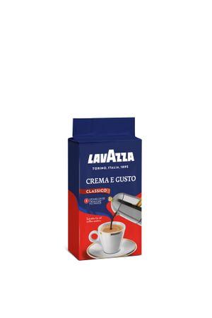Lavazza mleta kava Crema e Gusto, vakum, 250g
