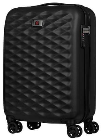 """Wenger LUMEN 20"""" cestovní kufr, černá"""