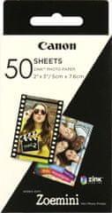 Canon foto papir ZINK za ZOEMINI, 50 komada