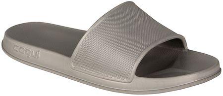 Coqui Férfi papucsTora Mid.Grey 7081-100-4800 (méret 45)