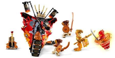 LEGO Ninjago 70674 Ognisty Kieł