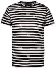 Cars-Jeans Pánské triko Tigo Ts Stripe White 4238923