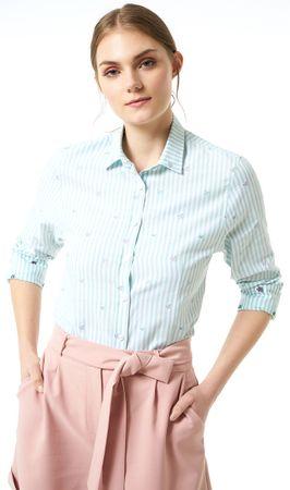 Jimmy Sanders női ing S világoszöld