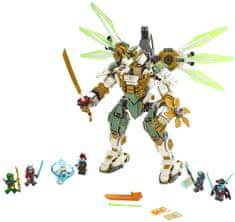 LEGO Ninjago 70676 Lloyd's Titanium Robot