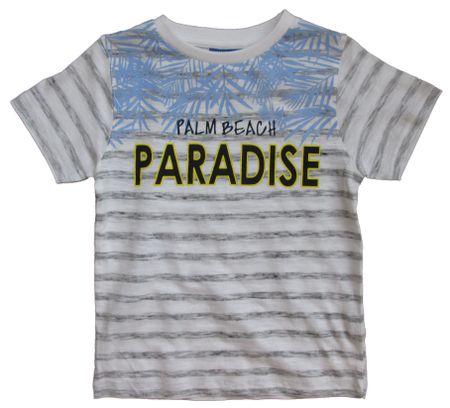 Carodel chlapčenské tričko 164 biela