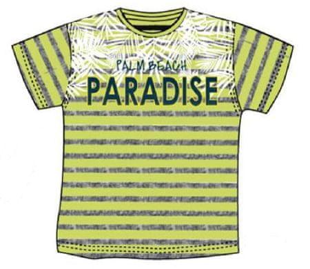 Carodel majica za dječake, 128, zelena