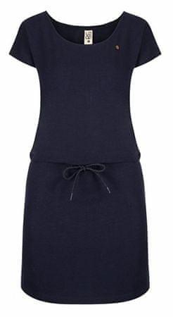Loap Ninie Night Sky Blue CLW1992-M94M női ruha (méret XS)