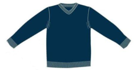 Carodel chlapecký svetr 164 modrá