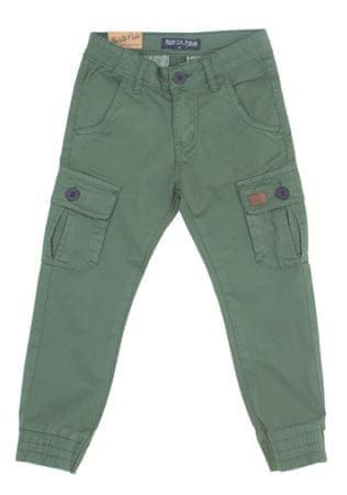 North Pole fantovske hlače z žepi, 98, zelene