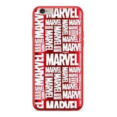 MARVEL 003 Zadní Kryt pro iPhone 6 / 6S Plus Red MVPC1503