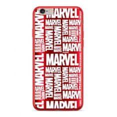 MARVEL 003 Zadní Kryt pro iPhone XS Max Red MVPC1569