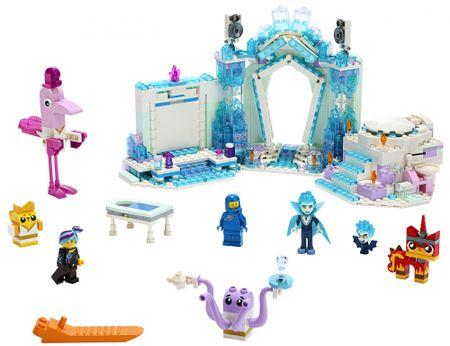 LEGO Movie 70837 Gyémánt Gyönyör Gyógyfürdő!