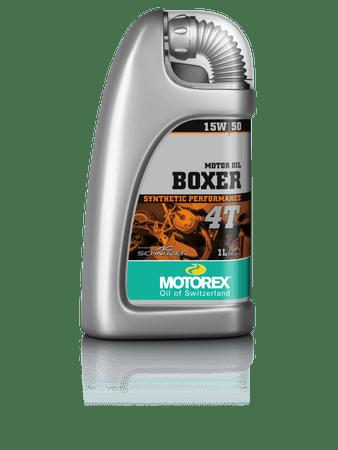 Motorex motorno olje Boxer 4T 15W50, 1L