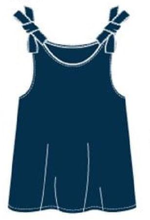 Carodel dievčenské tielko 140 modrá