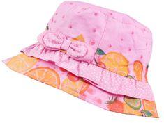 Losan dívčí klobouk 818-A001AD_SS18 růžová