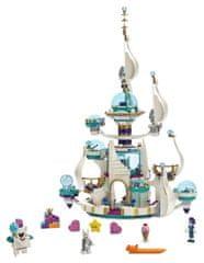 """LEGO Movie 70838 """"Hrozivý"""" Pałac Królowej Wisimi"""