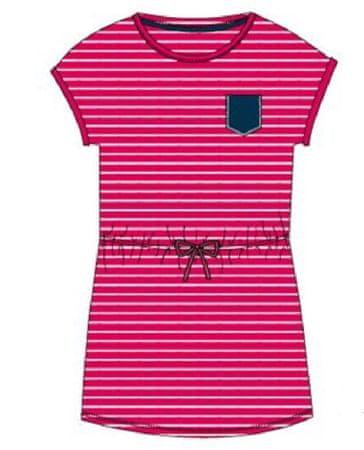 Carodel dívčí šaty 164 růžová