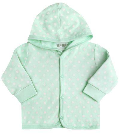 Nini dekliška jakna, 56, zelena