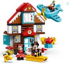 LEGO DUPLO 10889 Mickeyho prázdninový dom
