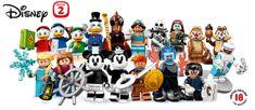 LEGO minifigurki 71024 Disney – 2. seria