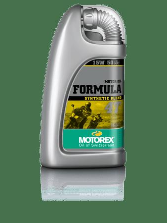 Motorex motorno olje Formula 4T 15W50, 1L