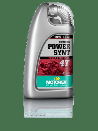 Motorex motorno olje Power Synt 4T 10W60, 1L