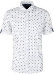 s.Oliver Pánska košeľa 13.904.22.2222.01A3 White