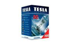Tesla Žiarovka H4 12V 60/55W P43t +50% TESLA
