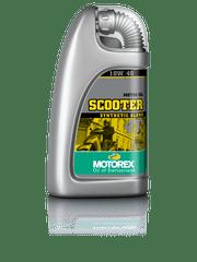 Motorex motorno olje Scooter 4T 10W40, 1L