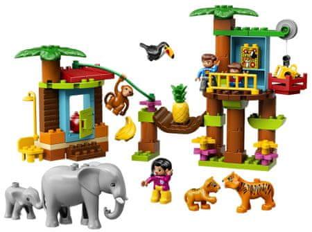 LEGO DUPLO 10906 Trópikus sziget
