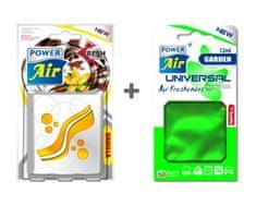 Power Air Decor Fresh 12ml + 12ml náplň.