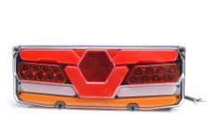 WAS Združené LED svetlo lavé, W171 DD