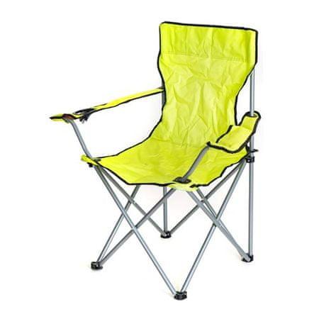 Happy Green Horgász szék FISH, lime