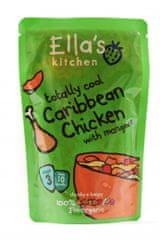 Ella's Kitchen Karibské kuře s mangem exp. 07/2019