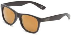 Vans okulary przeciwsłoneczne męskie Mn Spicoli 4 Shades Matte Black/Bronze