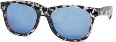 Vans okulary przeciwsłoneczne męskie Mn Spicoli 4 Shades Black Tortoise/Blue