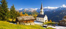 Castorland Church Marterle, Carinthia, Austria 600 dielikov
