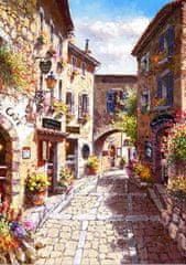 Blue Bird Puzzle 1000 pieces Eze Village