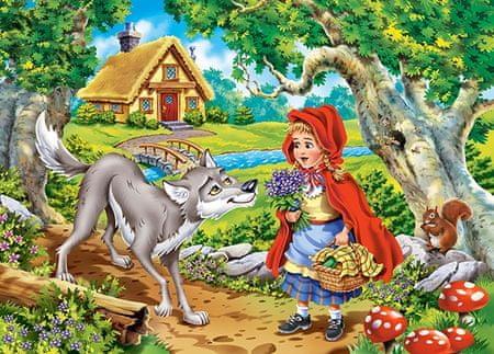 Castorland Little Red Riding Hood