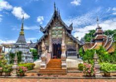 Blue Bird Puzzle 1000 db Chiang Mai, Thailand