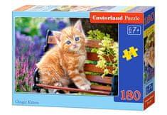 Castorland Ginger Kitten 180 dielikov