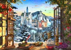 Blue Bird Davison: Mountain Castle 1000 dielikov