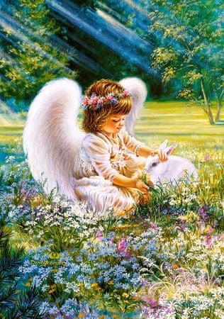 Castorland Puzzle 500 dílků An Angel's Care