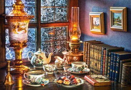 Castorland Puzzle 1000 db Afternoon Tea